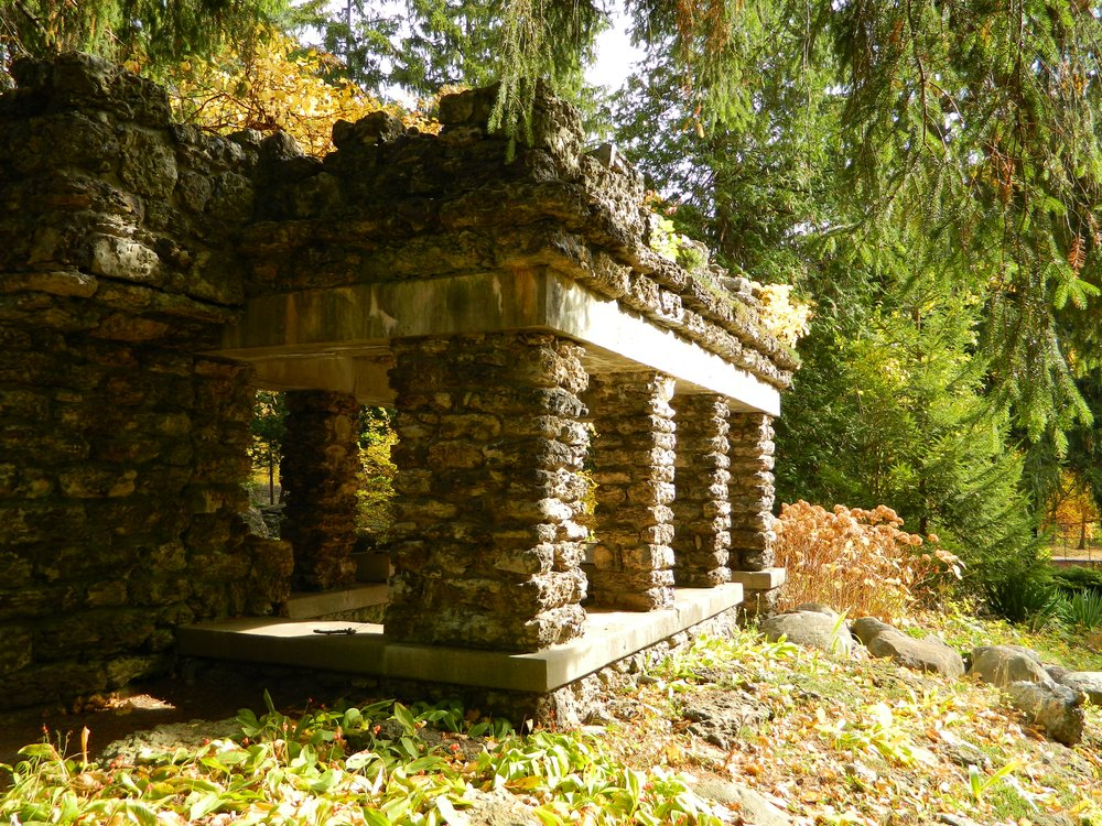 Rock Garden Summer House