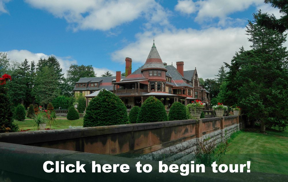 Sonnenberg Mansion Ny State Park Canandaigua Picture Of